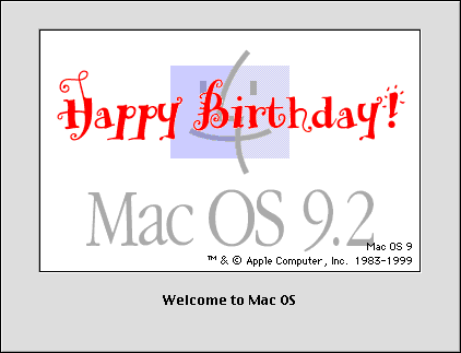 Happy Birthday! 9.0.4
